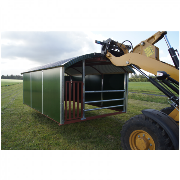 Kälberhütte Beispiel Transport