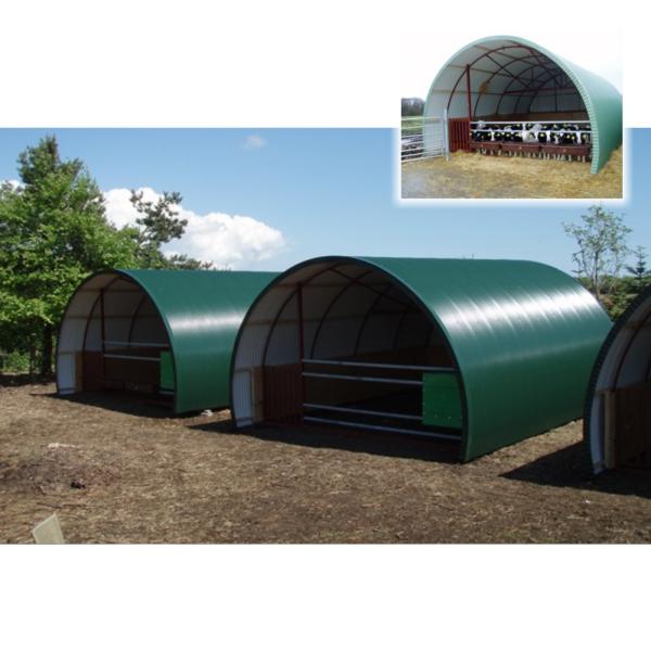 Rinder- und Kälberhütte
