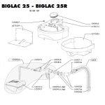 BIGLAC-25-R-Teile