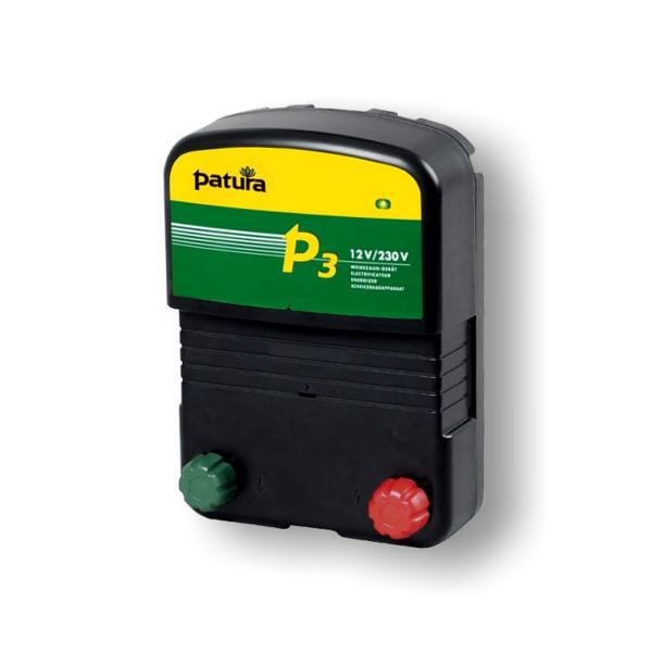 Batterie 9 V 12 V 230  V  Weidezaungerät 2 Stufenschalter