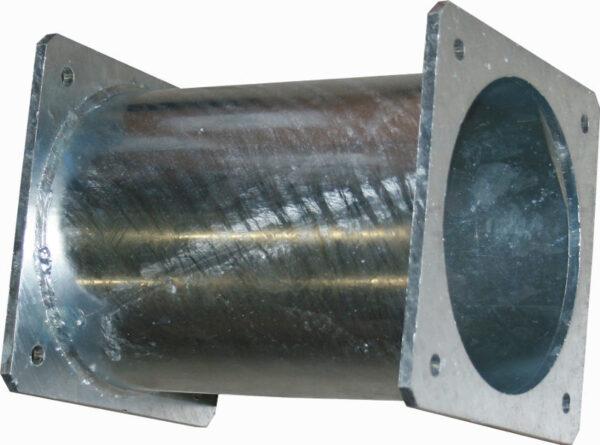 Zwischenstück NW 150 2 x Q-Flansch
